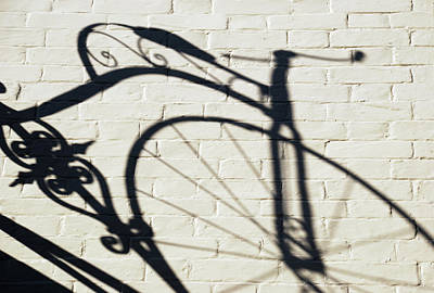 Photograph - The Penny Farthing 1 by Wendy Wilton