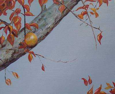Painting - The Penultimate Pear by Susan Brooks