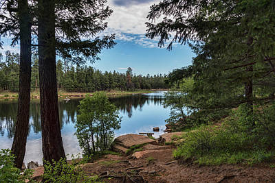 Photograph - The Perfect Fishing Spot  by Saija Lehtonen