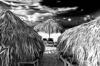 The Perfect One At Punta Cana Art Print