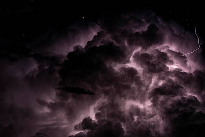 Photograph - The Perfect Storm by Erica Kinsella