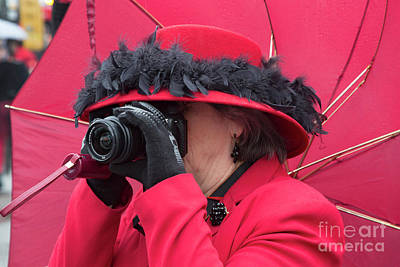 Photograph - The Photographer by Jim West