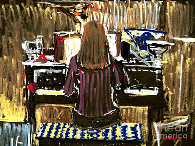 The Pianist  Original by Candace Lovely
