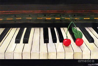 The Piano Original by Niloofar Ojani