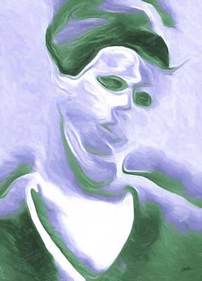 Oscar Wilde Digital Art - The Picture Of Dorian Gray by Joaquin Abella