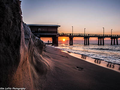 Photograph - The Pier 2 by Kim Loftis