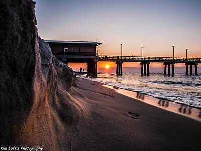 Photograph - The Pier 2 by Kim Loftis