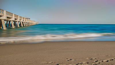 Photograph - The Pier by Jody Lane