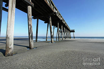 Photograph - The Pier  by Denise Pohl
