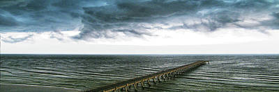 Photograph - The Pier by Pamela Showalter
