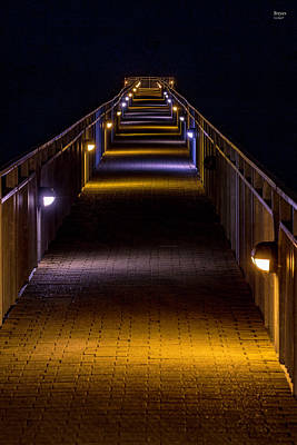 Skaneateles Photograph - The Pier by Scott Reyes
