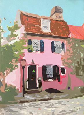 The Pink House, Charleston Original