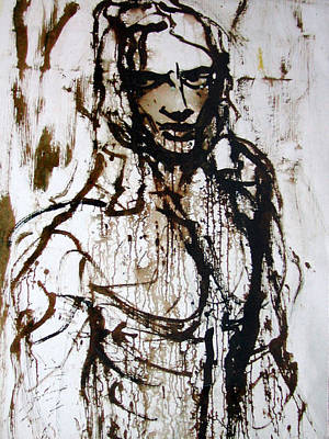 Painting - The Pioneer by Jarmo Korhonen aka Jarko