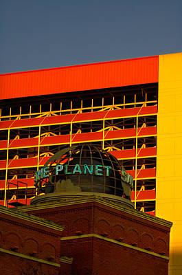 Photograph - The Planet San Antonio by Jill Reger