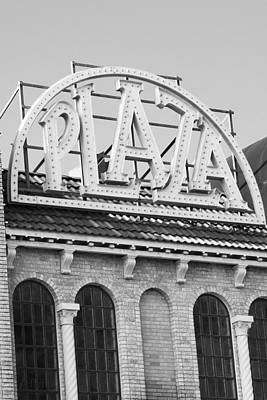 Photograph - The Plaza by Jeff Mize
