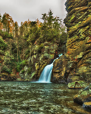 Photograph - The Plunge Basin by Kevin Senter