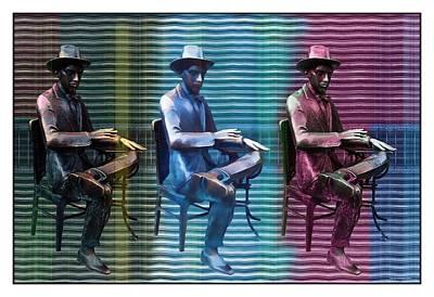 The Poet - Fernando Pessoa  Original