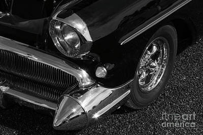 Photograph - The Pointed Chrome Bumper by Kirt Tisdale