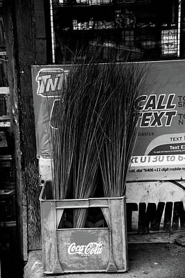 Photograph - The Pointless Broom by Jez C Self