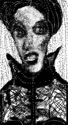 Digital Art - The Pompous Prince by Rc Rcd