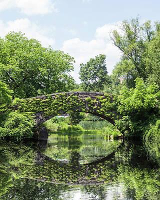 Photograph - The Pond Bridge by Jakob Dahlin