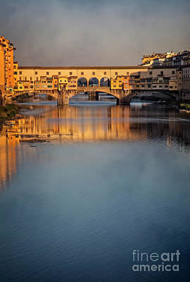 Photograph - The Ponte Vecchio by Scott Kemper