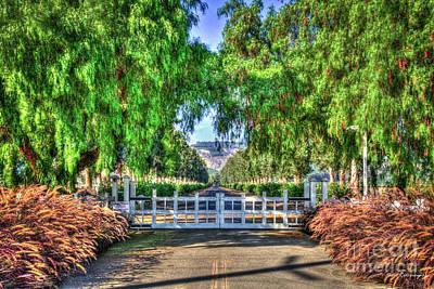 Photograph - The Portal East Ventura Farming Los Angeles Art by Reid Callaway