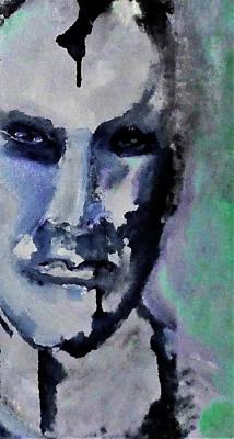 Digital Art - The Portraiture Of A Man by Lisa Kaiser