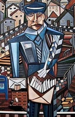 The Postman Original by Karen Serfinski