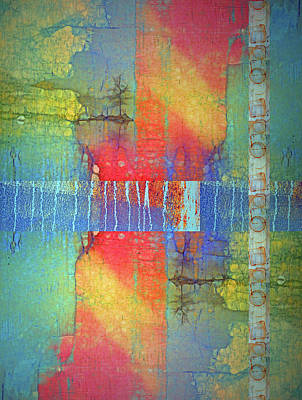 Digital Art - The Power Of Colour by Tara Turner