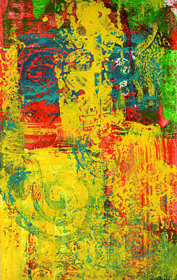 The Power Within Art Print by Wayne Potrafka