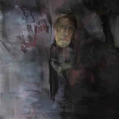 Mixed Media - The Prayer by Viggo Mortensen