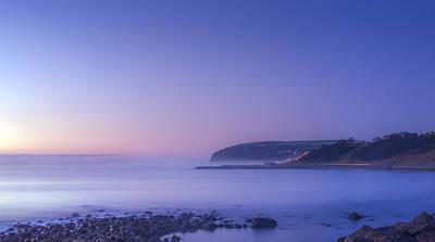 Photograph - The Predawn Mist by Glen Sumner