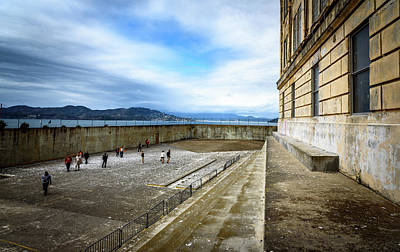 Photograph - The Prison by Camille Lopez