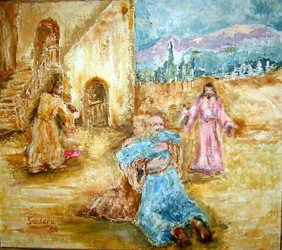 The Prodigal Son Art Print by Joseph Sandora Jr