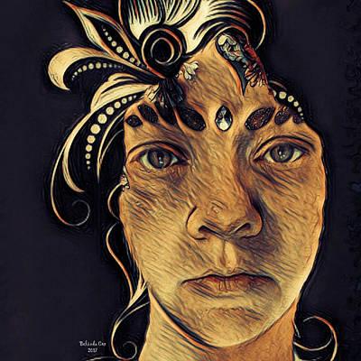 Digital Art - The Proformer by Artful Oasis