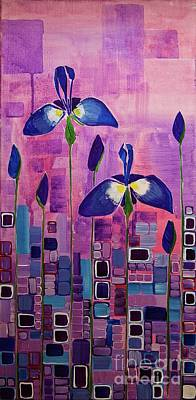 Painting - The Promise Of Tomorrow by Donna Howard