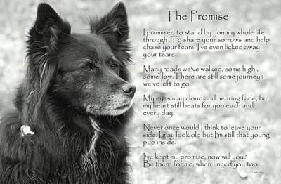 The Promise Art Print