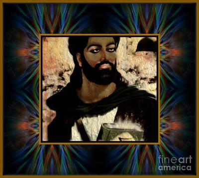 Prophet Mixed Media - The Prophet Muhammad by Wbk