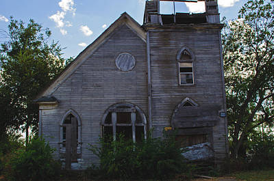 Photograph - The Prophetic Church by Tikvah's Hope