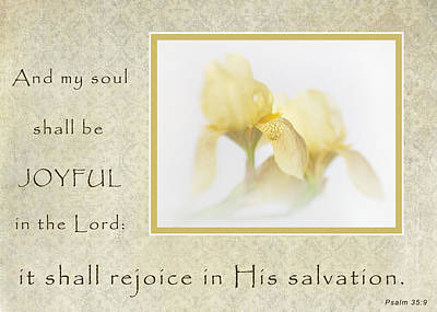 Photograph - The Psalmist Joy by David and Carol Kelly