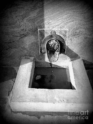 Photograph - The Public Well by Marie Neder