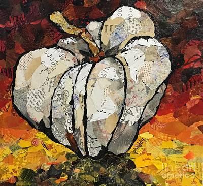 The Pumpkin Art Print