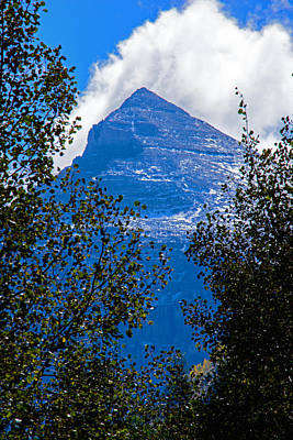 Photograph - The Pyramid Of Utah by Tikvah's Hope