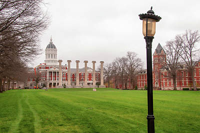Photograph - The Quad by Steve Stuller