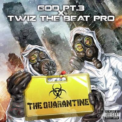The Quarantine Art Print