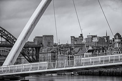 Photograph - The Quayside by David Pringle