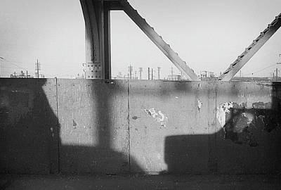 Photograph - The Queensboro Bridge, Nyc by Yuri Lev