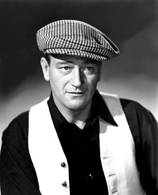 Colbw Photograph - The Quiet Man, John Wayne, 1952 by Everett