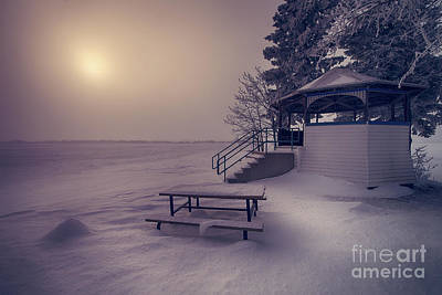 D800 Photograph - The Quiet Place by Ian McGregor